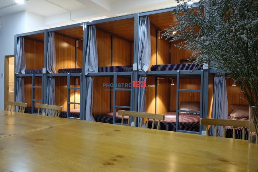 Phòng trọ, sleebox ĐH Hồng Bàng D2 Bình Thạnh