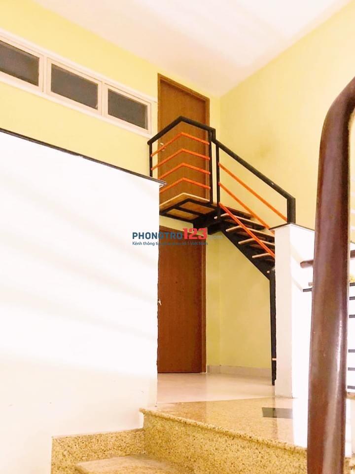 Cho thuê nhà NC 1 trệt 1 lầu 160m2 3pn tại hẻm 137 Phan Anh BTĐ Q BTân giá 9tr/th