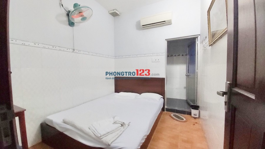 Cho Thuê phòng nội thất gần trường Đại học Ngân Hàng