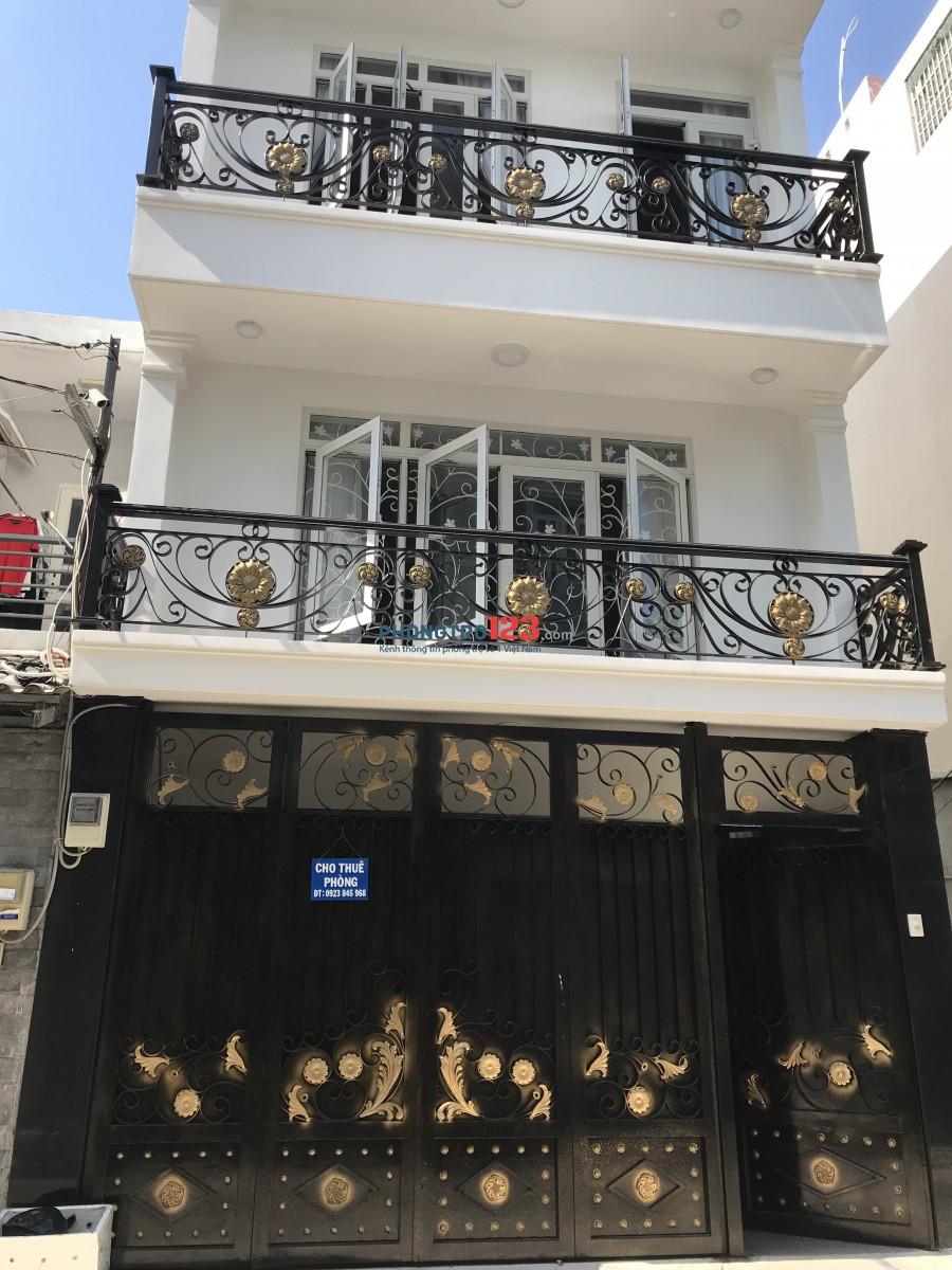 Phòng cho thuê đường Phạm Văn Bạch quận Tân Bình gần chợ
