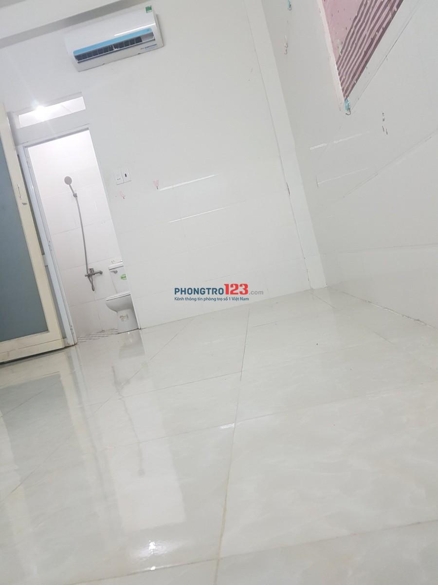 Phòng trọ mới, tiện nghi, sạch sẽ ngay Chu Văn An Bình Thạnh