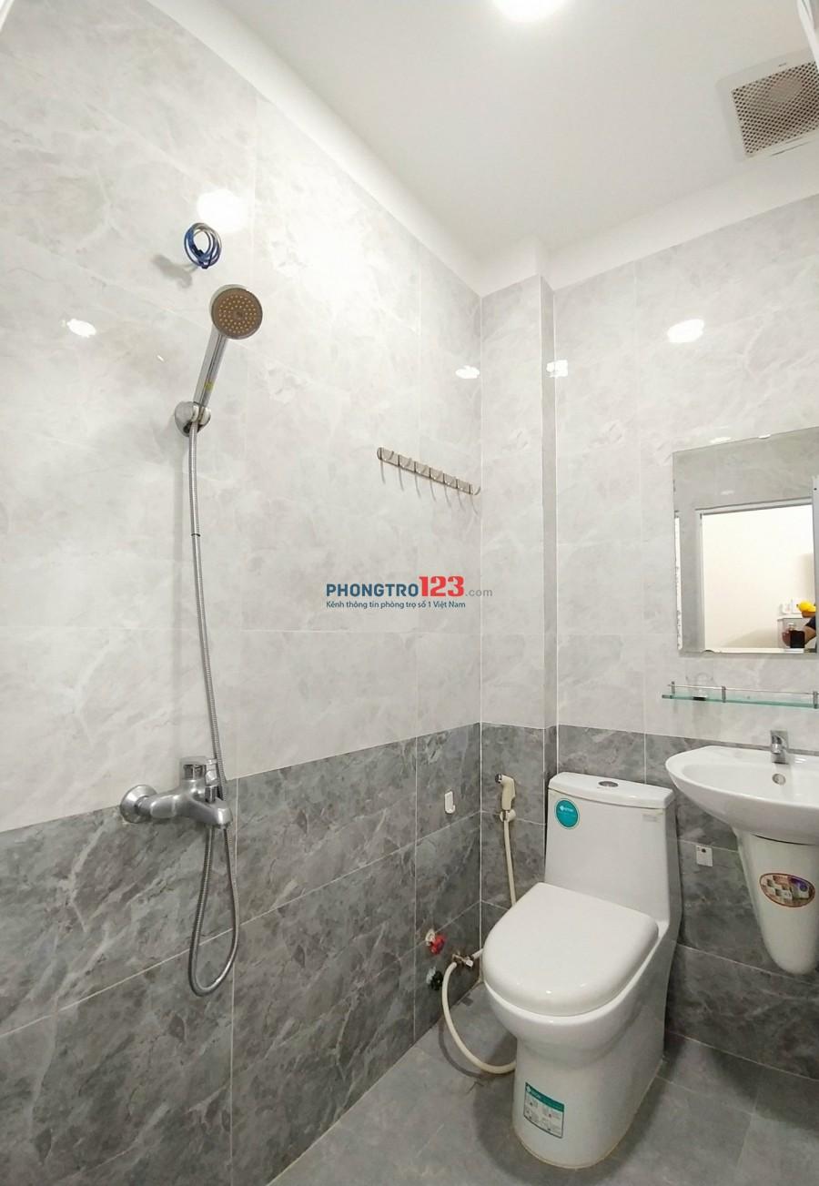 Phòng đẹp tiện nghi mới 100% Lê Văn Sỹ Q3,ngay Coopmart Nhiêu Lộc