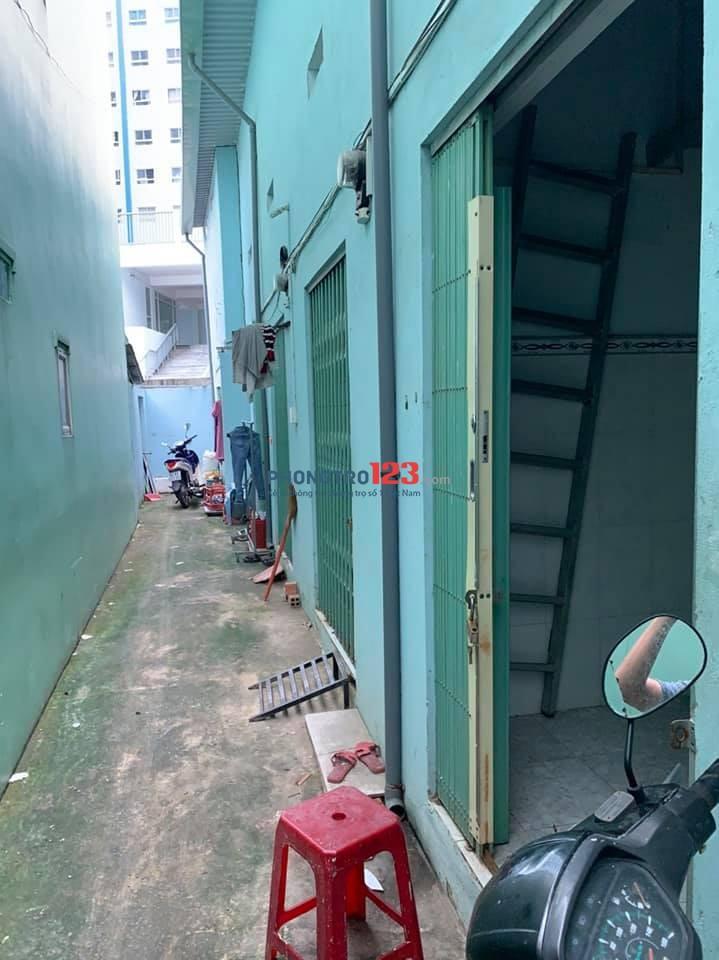 Cho thuê nhà trọ gần chợ Hồ Ngọc Lãm