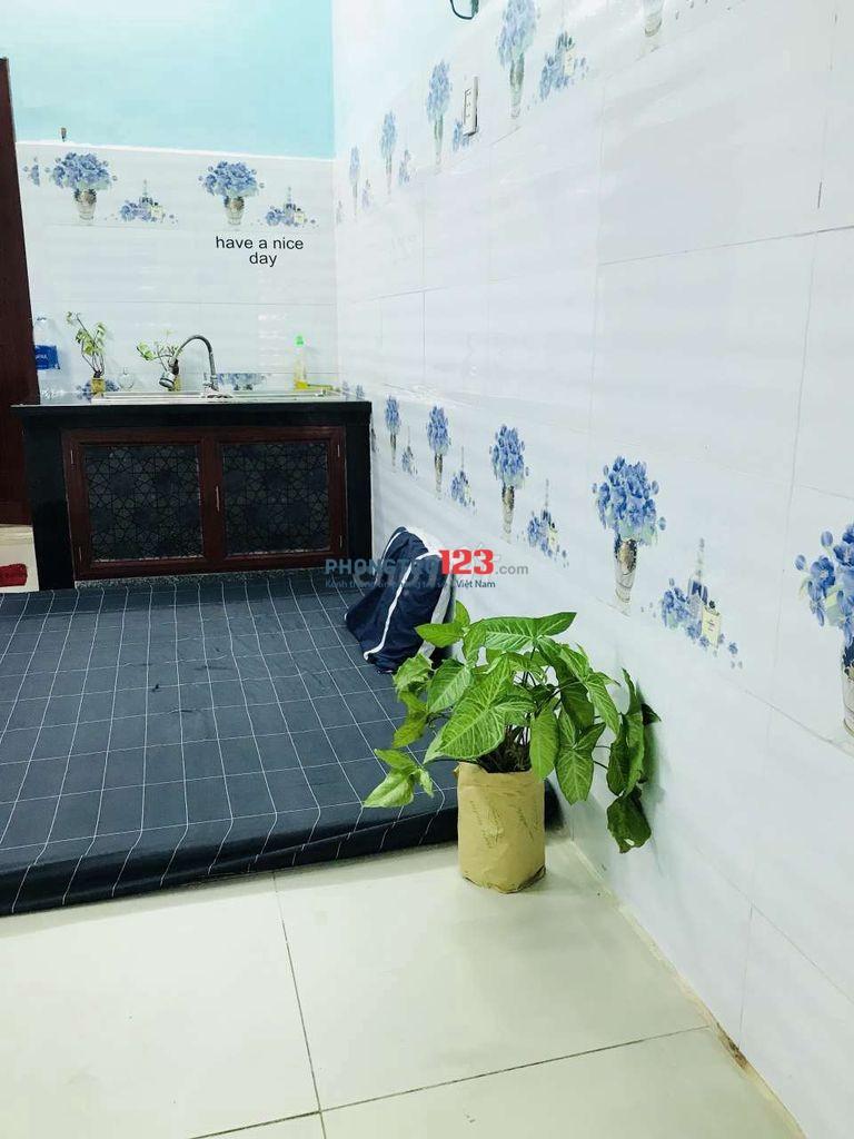 Phòng Có Nội Thất Gần Vòng Xoay Lê Đại Hành Q11