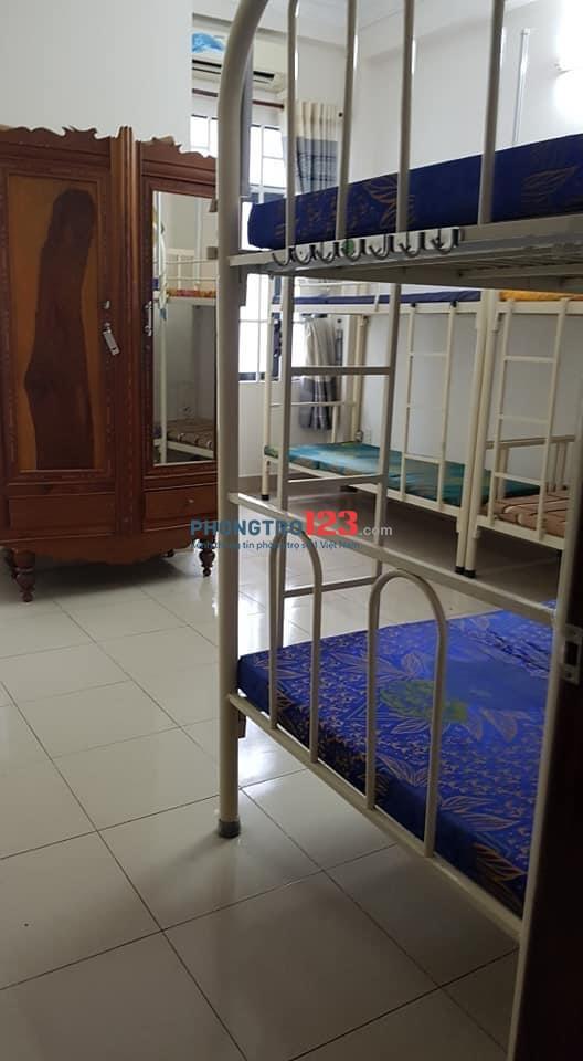 Phòng trợ ghép nam - ký túc xá cao cấp - 1triệu - phòng 4N - Phú Nhuận