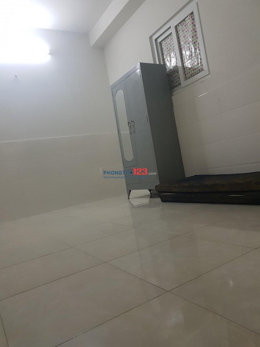 Phòng trọ mới, tiện nghi, sạch sẽ Học Viện Cán Bộ Chu Văn An Bình Thạnh