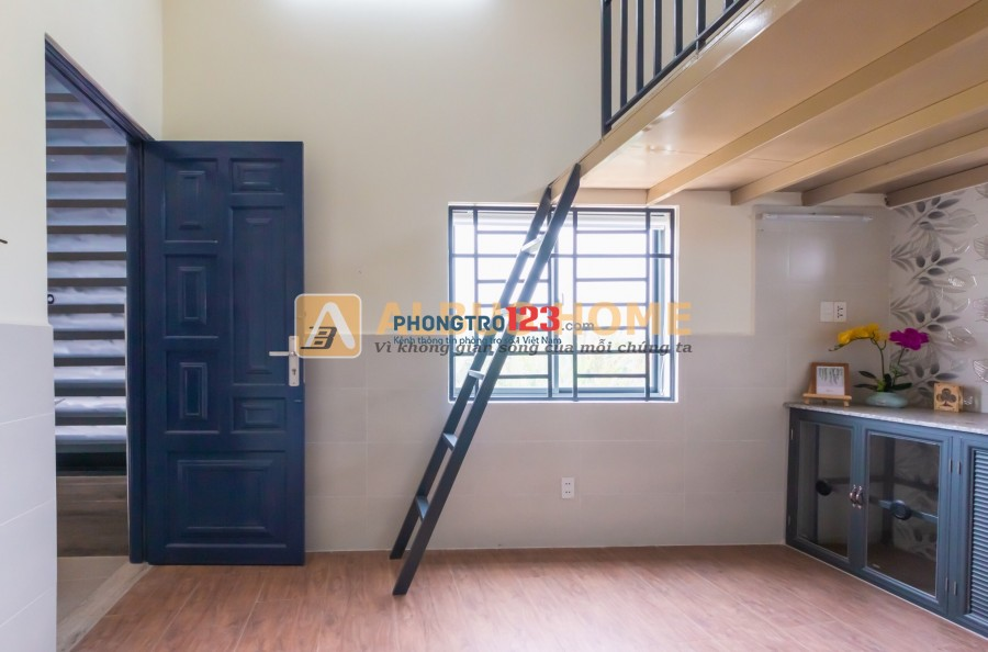 Cho thuê nhà trọ cao cấp gần khu CNC, FPT, Hutech, Tài chính - Marketing giá rẻ