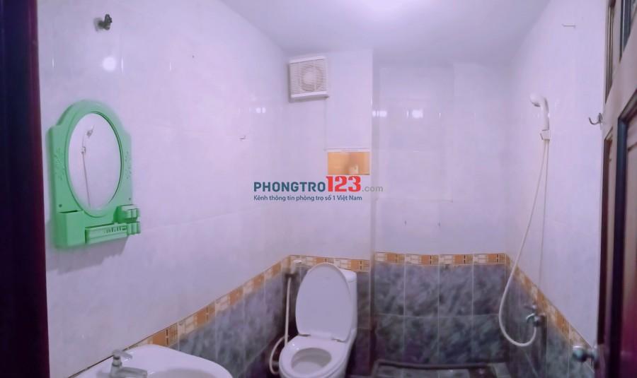 Gò Vấp phòng full nội thất, WC, bao nước, cáp, net, 3TR5
