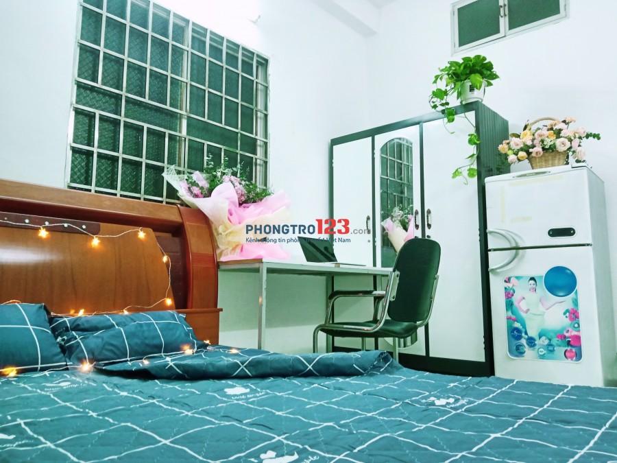 Phòng Nguyễn Oanh, 24m2, Bếp, Cửa sổ RỘNG, Full Nội Thất, 4tr