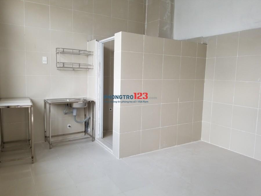 Phòng trọ cao cấp dạng căn hộ dịch vụ Gò Vấp giá chỉ từ 2tr3