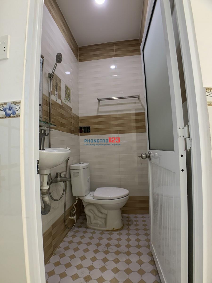 Cho thuê phòng trung tâm quận Bình Thạnh