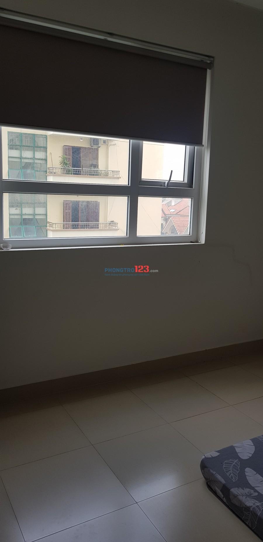 Tìm nữ ở ghép chung cư cao cấp 60 Hoàng Quốc Việt