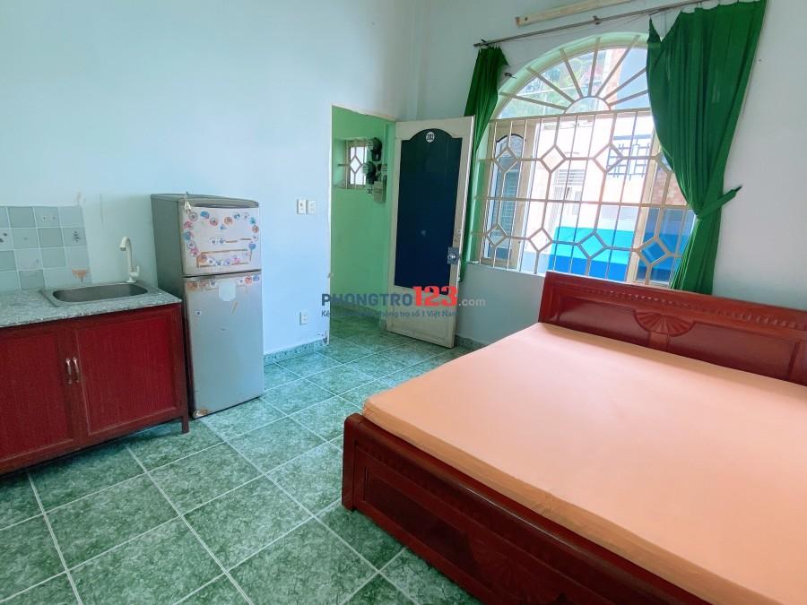 Phòng trọ full nội thất giá rẻ rộng 20m2