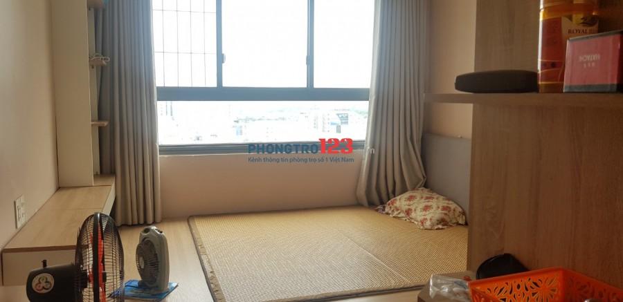 Cho thuê CH Winton Tower 68m2 Full nội thất 71/3 Nguyễn Văn Thương P25 Q BThạnh giá 16tr/th