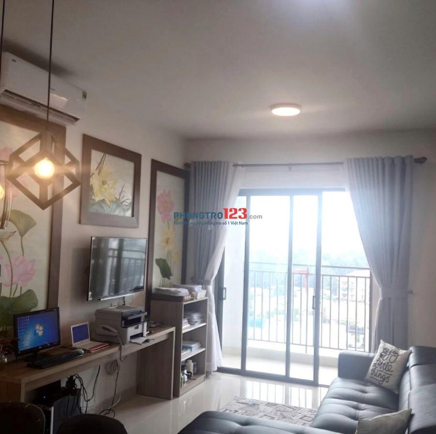 Cho thuê CH Newton Residence 75m2 2pn Full nội thất Trương Quốc Dung P9 Phú Nhuận