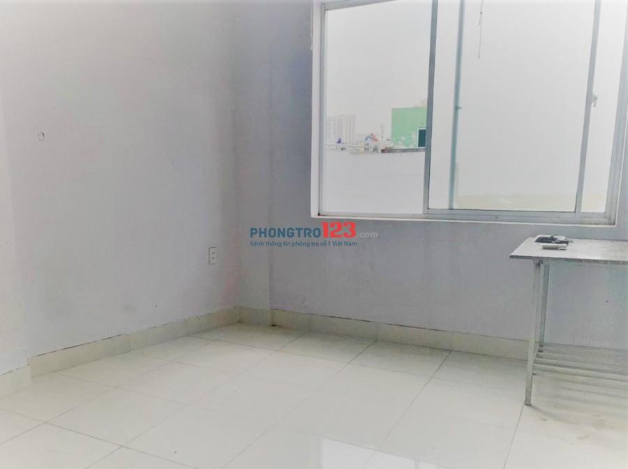 Phòng cho thuê mới xây đường Chu Văn An, đầy đủ tiện nghi, 24/24 Quận Bình Thạnh