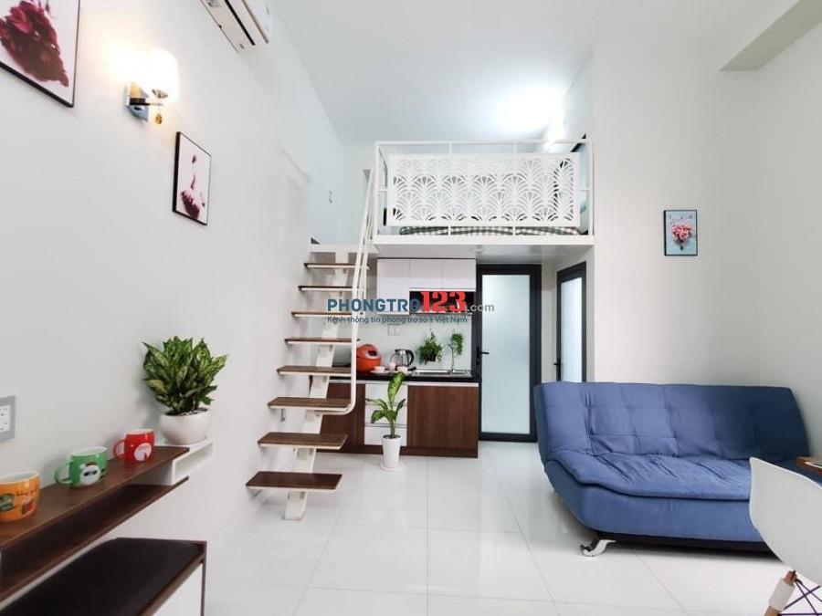 Phòng Dạng Căn Hộ 35m2 full nội thất giá cực tốt ở Gò Vấp