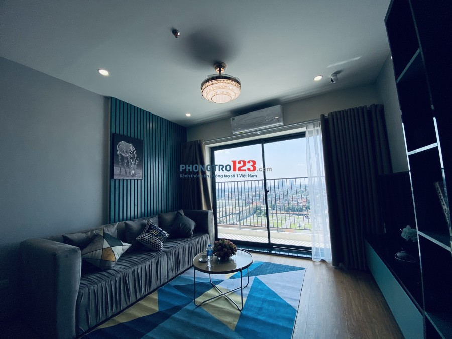 Thuê ở được ngay chung cư 2PN plus 1 view đẹp giá tốt, tiết kiệm chi phí