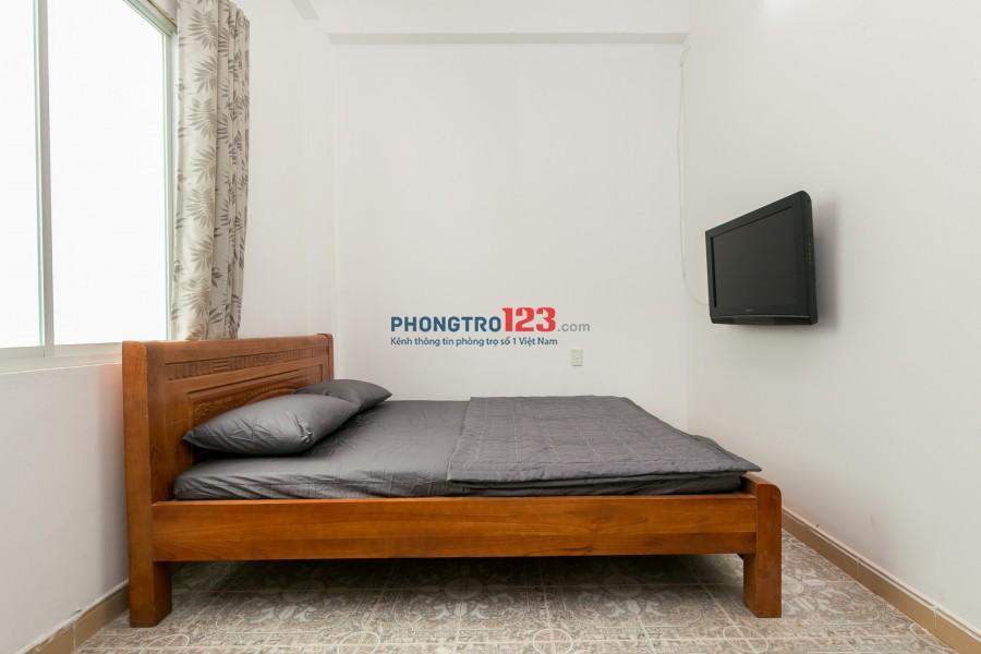 Căn hộ mini full nội thất giá hạt dẻ chỉ từ 3tr5 mặt tiền Quang Trung