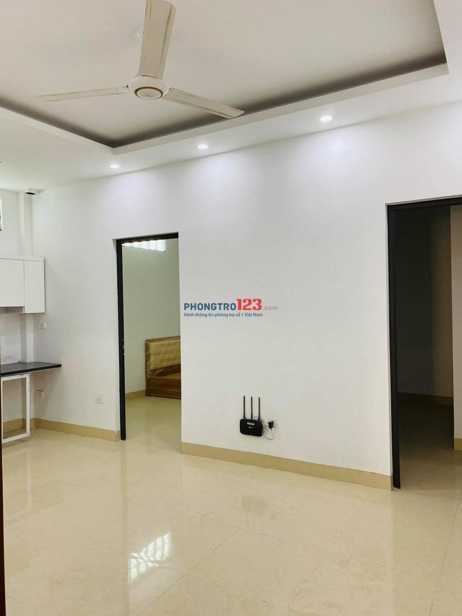 Căn hộ dịch vụ, mini 45m² 2PN ngõ 27 Võ Chí Công