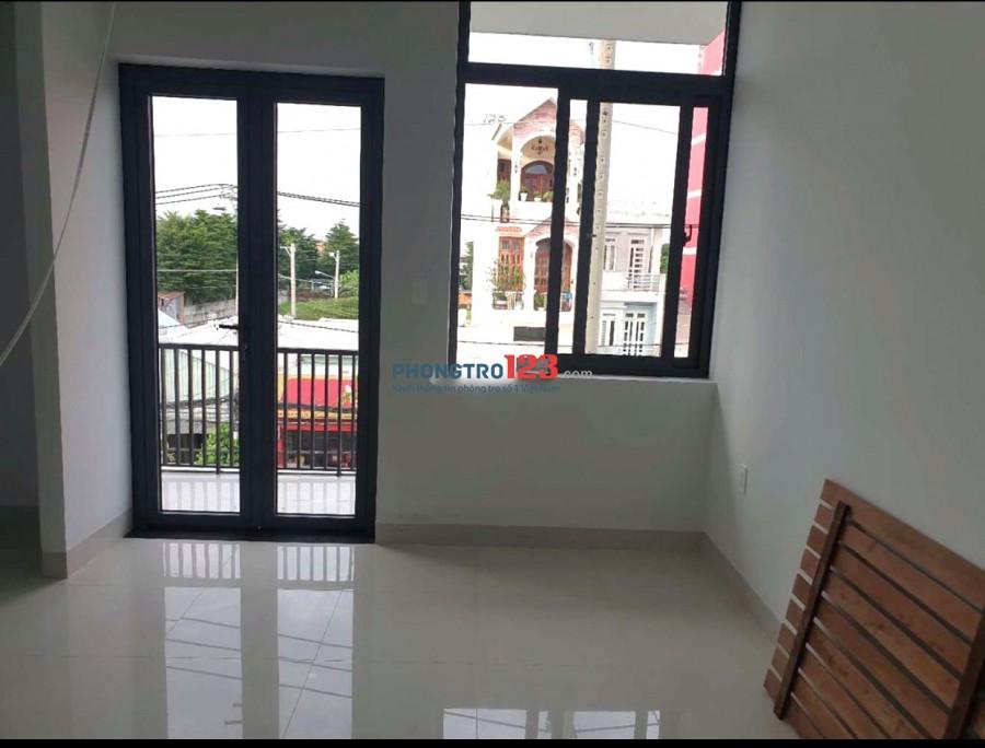 Cho thuê nhà mới NC 1 trệt 3 lầu 350m2 mặt tiền 64A Hiệp Bình P Hiệp Bình Chánh Thủ Đức