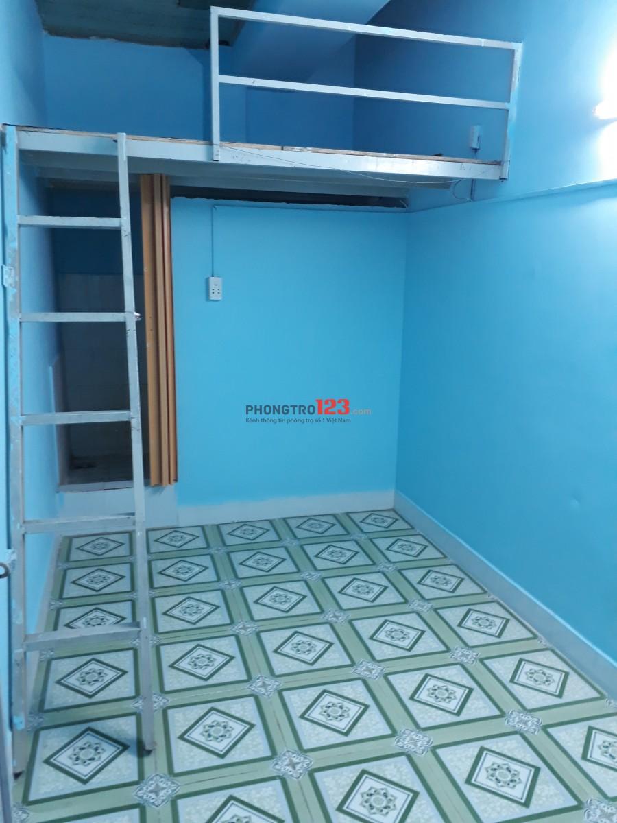 Cho thuê phòng trọ đường Lũy Bán Bích quận Tân Phú