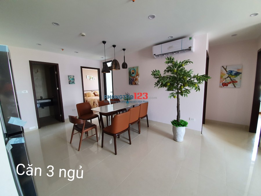 Cho Thuê Căn Hộ Cao Cấp Chung Cư PHOENIX TOWER, Ngã 6 - Tp. Bắc Ninh