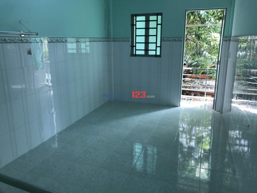 Cho thuê nhà 1 trệt 1 lầu 50m2 tại 418/4A Nguyễn Thái Sơn P5 Gò Vấp giá 5tr/th