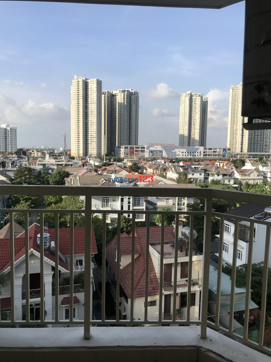 Cho thuê căn hộ chung cư 2 PN 2 WC quận 2