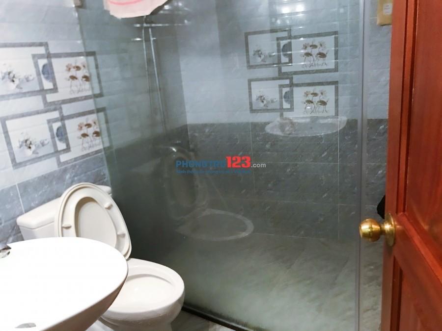 Tìm nữ ở ghép thích đẹp sạch sẽ thoáng mát vào ở ngay Thích Quảng Đức, Phú Nhuận giá 2tr250 / tháng 45m2