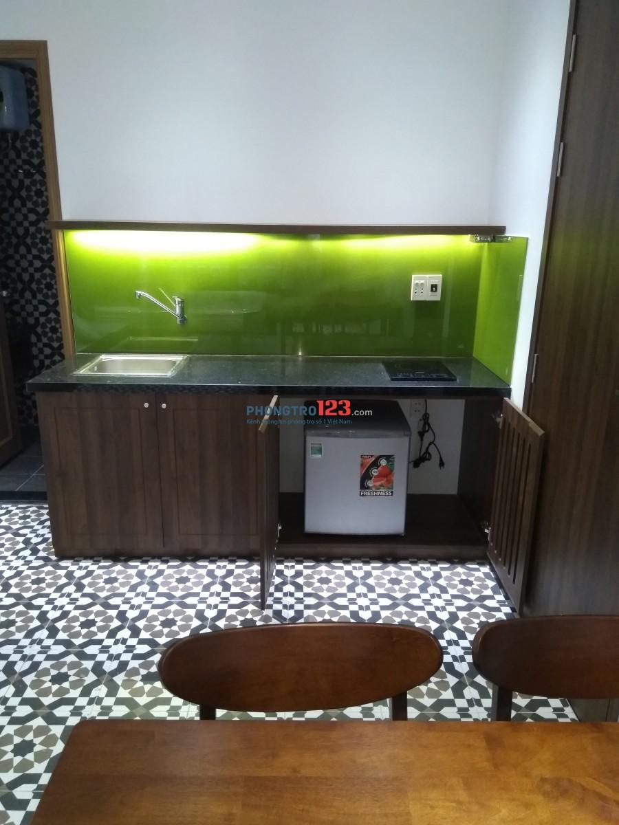 Phòng trọ tiện nghi giá tốt gần Lê Văn Hiến