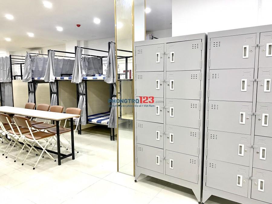 Ký túc xá dành cho sinh viên và nhân viên văn phòng quận Tân Phú