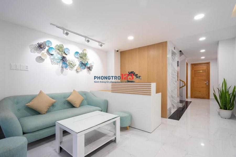 Cho Thuê Căn hộ 1PN - 2 PN + 1Pk ,1PN ,Studio Ngay Nguyễn Trãi Quận 1. Giá Chỉ tỪ 6TR lh 0933312680