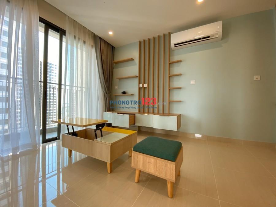 Chính chủ cho thuê căn hộ mới 100% Vinhomes Grand Park Q9 69m2 3pn 2wc