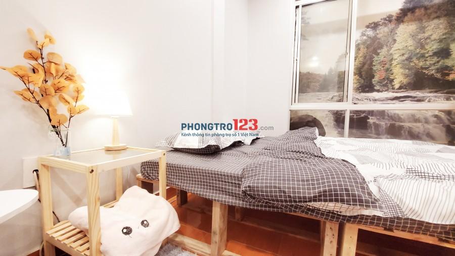 Căn hộ mini full nội thất mới 100%, kế Hutech cơ sở UVK, Bình Thạnh !