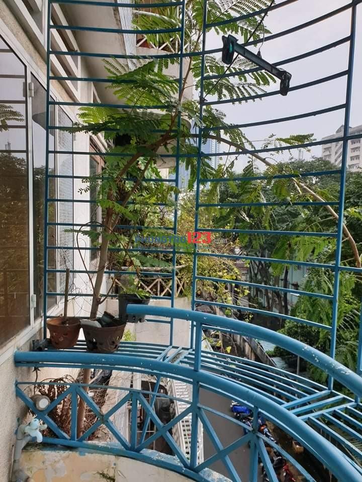 Chính chủ cho thuê căn hộ 76A DT 110m2 3pn tại Ngô Tất Tố P19 Q Bình Thạnh giá 12tr/th