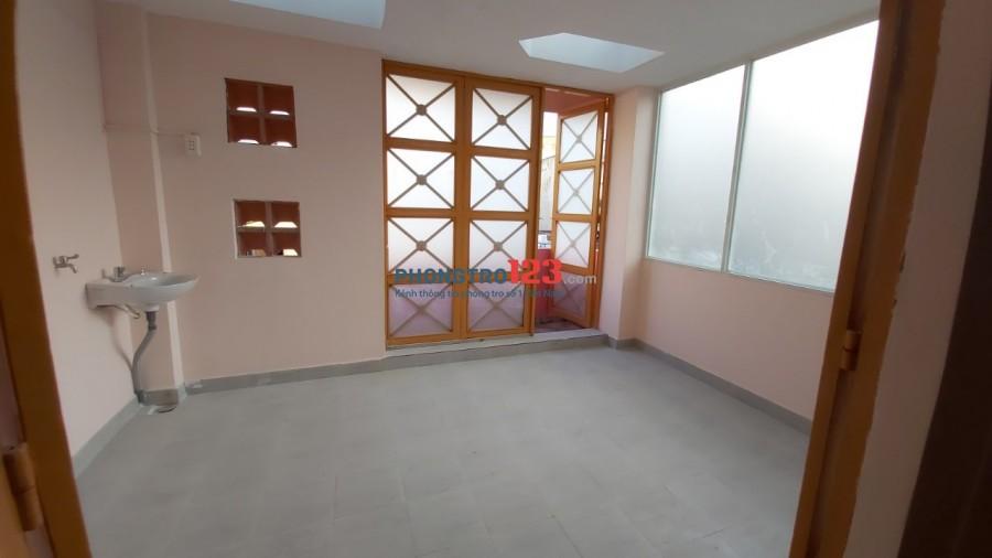 Cho thuê nhà nguyên căn 1 trệt 3 lầu 7pn mặt tiền 72C Xóm Chiếu P14 Q4