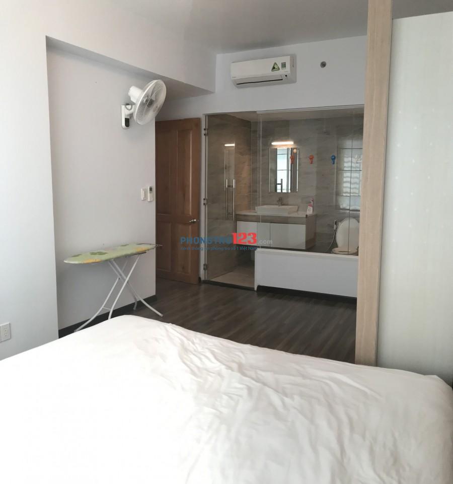 Chính chủ cho thuê căn hộ đầy đủ nội thất Tropic Garden Thảo Điền Q2 88m2 2PN