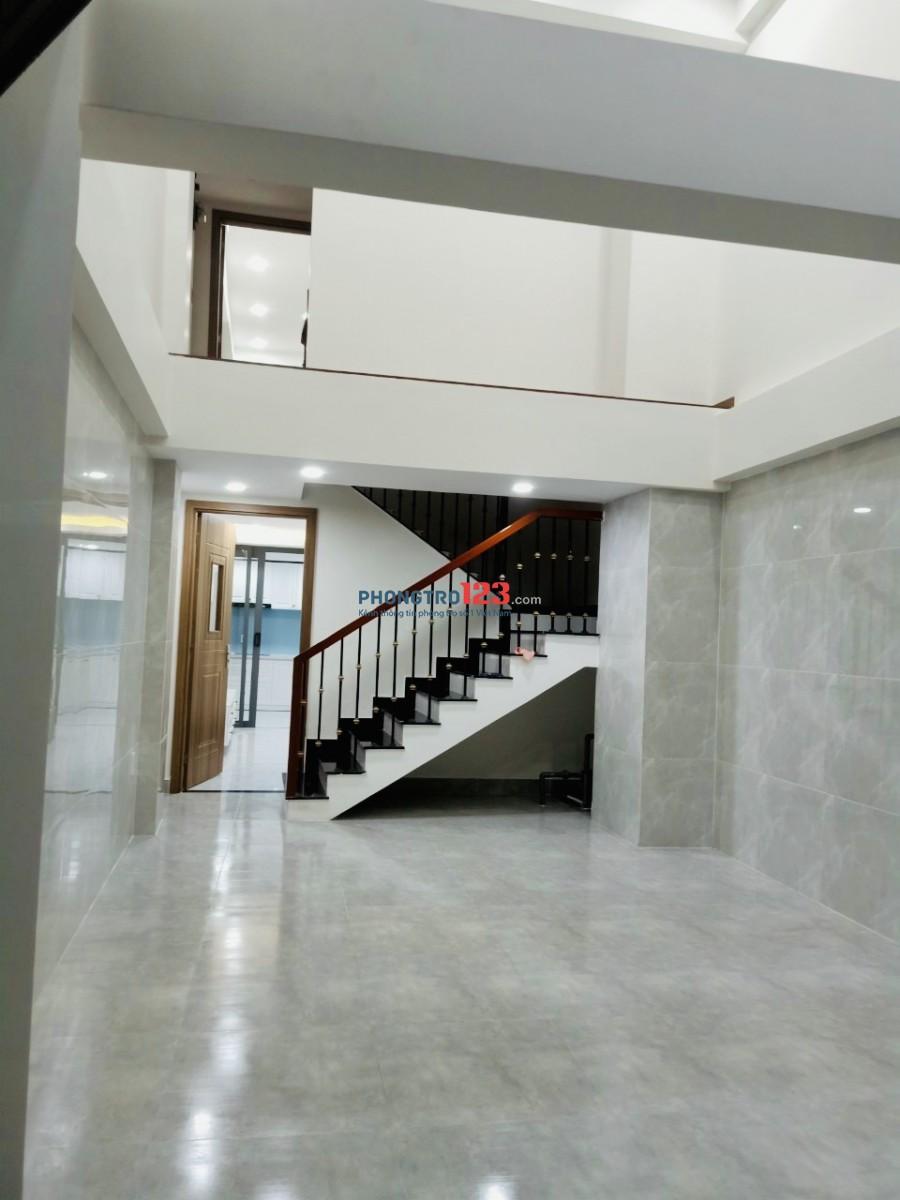 Phòng cho thuê hiện đại - mới xây - Nội thất đầy đủ