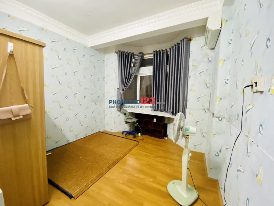 Cho thuê phòng trong chung cư quận 5 giáp quận 1,10,3