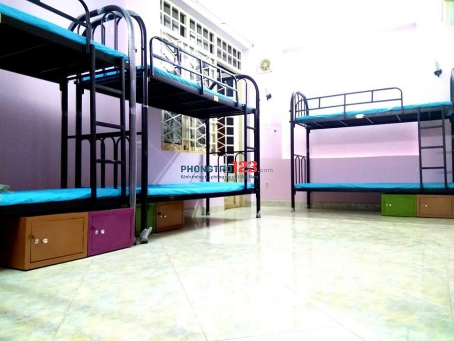 Phòng trọ, Phòng ký túc giá rẻ gần đại học Huflit- Y hạm Ngọc Thạch Sư Vạn Hạnh quận 10