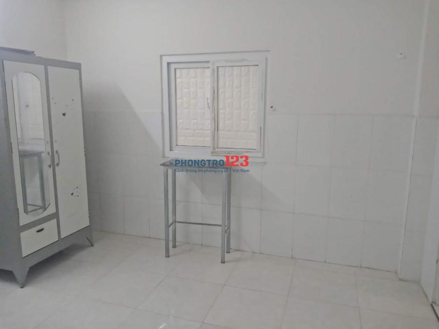 Phòng trọ mới xây, giá rẻ gần Emart phan văn trị Gò Vấp