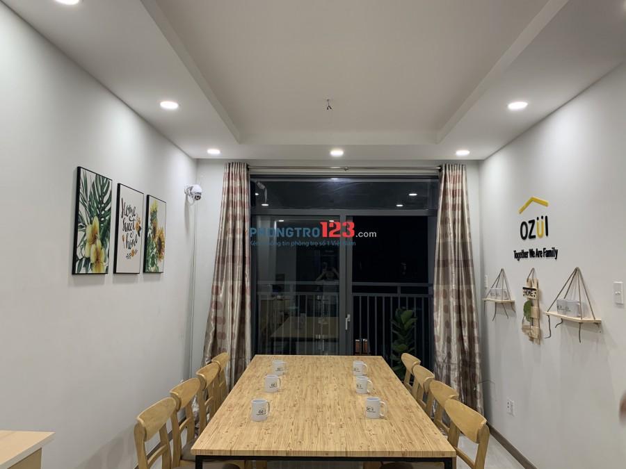 Chính chủ cho thuê Ký Túc Xá mới hoặc nhà NC ngay trung tâm Q9 giá chỉ từ 1tr850/th