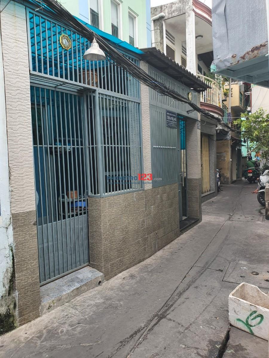 Cho thuê phòng đầy đủ nội thất tại 31/16 Nguyễn Văn Cừ P1 Q5 Giá từ 3tr/th
