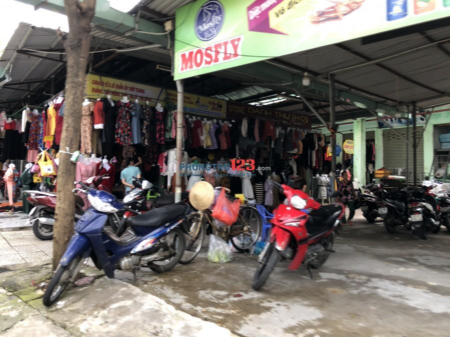 Nguyên căn mặt tiền đường đối diện chợ