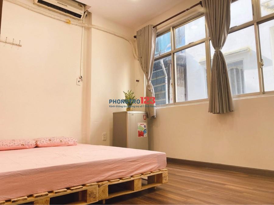 Phòng cho thuê cao cấp full nội thất, giá rẽ khu phố Tây