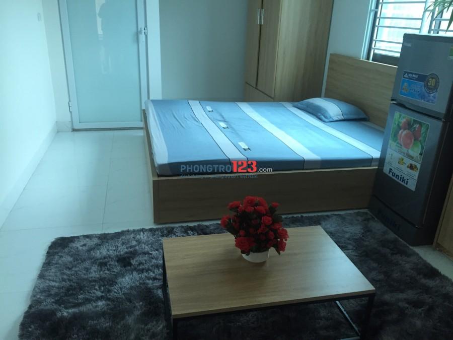 Cho thuê chung cư mini mới xây xong