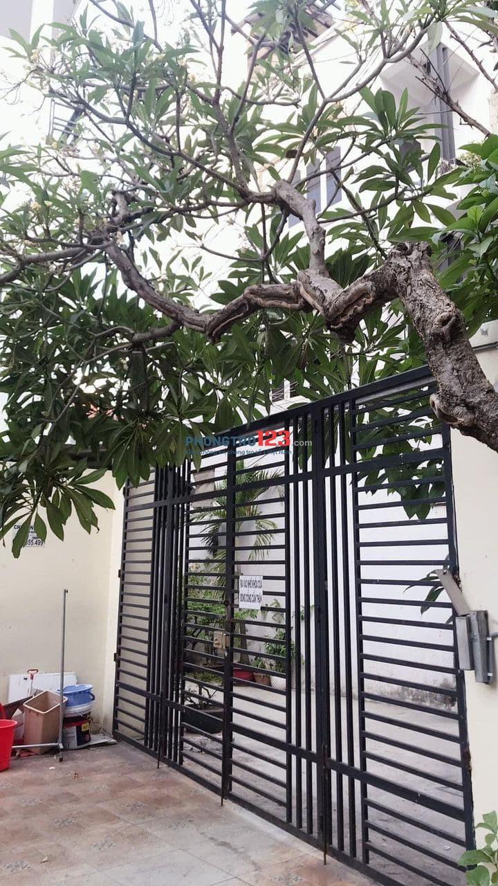 Phòng trọ Chu Văn An, Bình Thạnh 20m2 3tr7, cửa sổ cực lớn