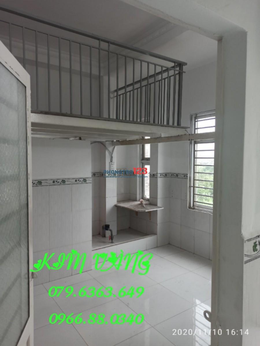 Nhà 17p cho thuê ngay KCN Tân Tạo giá 23tr/tháng