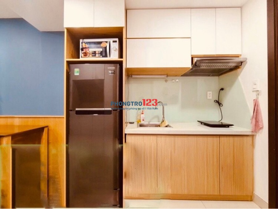 Officetel Orchard Garden 36m2 1PN Q.Phú Nhuận, Full nội thất, Bao phí QL